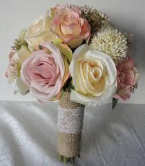 Rustic Vintage Style Bridal Bouquet