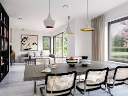 offenes wohn esszimmer modern einrichten wohnideen