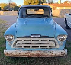 Nice Great 1957 Chevrolet Other Pickups 1957 Chevrolet Truck, 3100 ... 1957 Chevrolet Pick Up Truck 3100 Pickup Snow White Street The Grand Creative Rides For Sale 98011 Mcg A Pastakingly Restored Is On Display At Rk Motors Near O Fallon Illinois 62269 Cameo 283 V8 4 Bbl Fourspeed Youtube 2000515 Hemmings Motor News Flatbed Truck Item Da5535 Sold May 10 Ve Oneofakind With 650 Hp Heads To Auction Bogis Garage Cadillac Michigan 49601