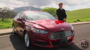 100 Hybrid Trucks 2013 Ford Fusion Review Test Drive By Chris Leary For Car