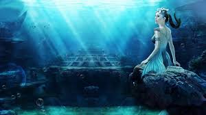 Mermaid Full HD Wallpaper and Background Image
