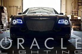 Oracle Halo Lights for 2011 2014 Dodge Charger 2011 2014