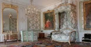 chambre louis xvi noblesse royalties restoring apartments in versailles