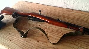 100 M44.com Mosin Nagant M44 Carbine 1946 Izhevsk YouTube