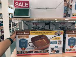 Kohls Artificial Christmas Trees by As Seen On Tv Copper Chef 5 Pc Cooking Set Only 41 99 At Kohl U0027s