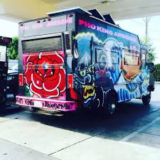 Pho King Awesome Food Truck | College | Pinterest | Food Truck, Los ...