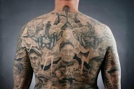 Fan Tattoos Field Of Dreams Guy