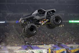 100 Monster Trucks Nashville Jam Brings Really Big Trucks And More To Salt Lake City This