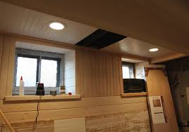 Best Drop Ceilings For Basement by Our Basement Part 31 Ceiling Led Recessed Lights U0026 More