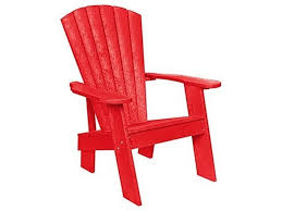 Generation Line Original Outdoor Adirondack Chair By C.R. Plastic Products  At Becker Furniture World
