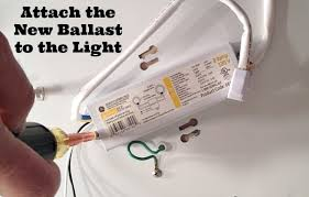 fix your fluorescent light ballast in 5 minutes with our tips