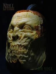 Scariest Pumpkin Carving by Amazing Scary Pumpkin Carvings By John Neill Gift Ideas