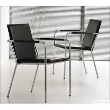 fauteuil bureau sans chaise de bureau en cuir noir sans vivo et chaises de