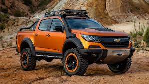 100 Badass Mud Trucks 2016 Chevrolet Colorado Xtreme Top Speed