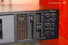 Nakamichi Tape Deck Bx 2 by Nakamichi Cassette Deck Bx 300e For Sale