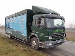 100 Mercedes Box Truck MERCEDESBENZ ATEGO 1623 ZAMIANA Closed Box Trucks For Sale From