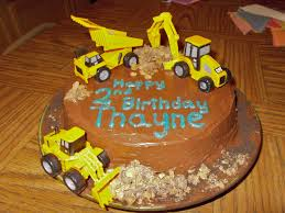 100 Construction Trucks Names Dump Truck Cake For A 2 Year Old