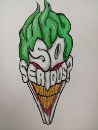 Joker Word Art I Did 2 Roughly Years Ago