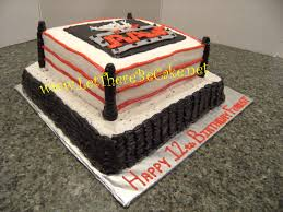 Wwe Raw Cake Decorations by Shapes Carved 2d And 3d