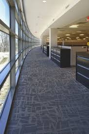 the benefits of carpet tiles