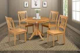 Amazon.com - M&D Furniture 5-Pc Small Round Kitchen Table ... The Gray Barn Spring Mount 5piece Round Ding Table Set With Cross Back Chairs Likable Cute Kitchen And Sets Fniture Wish Benchwright Rustic X Base 48 New Small Designknow Excellent Beautiful Room Ideas Rugs Jute For Dinette Tables Square Leahlyn 5piece Cherry Finish By Oak Home And Garden Glamorous Drop Leaf Extraordinary