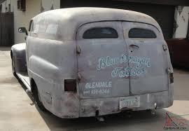 100 1952 Chevy Panel Truck Ford 4 Door V8 460 CI Partial Custom