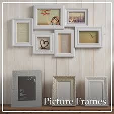 Picture Frames Wall Art The Range Inside Decorating