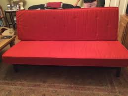 Beddinge Sofa Bed Slipcover Red by Ikea Beddinge 3 Seater Sofa Bed With Storage Box In Southampton