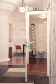 Classic Ceramic Tile Staten Island by Staten Island Loft With Industrial Chic Interiors Is A Serious
