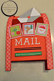Scrapping Under The Influence: Happy Christmas Mail