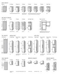 Standard Kitchen Overhead Cabinet Depth by Kitchen Cabinet Sizes Chart The Standard Height Of Many Kitchen