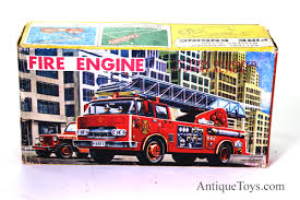 Fire Truck Battery Op For Sale By Hornikawa Or SH - Antique Toys For ... Squirter Bath Toy Fire Truck Mini Vehicles Bjigs Toys Small Tonka Toys Fire Engine With Lights And Sounds Youtube E3024 Hape Green Engine Character Other 9 Fantastic Trucks For Junior Firefighters Flaming Fun Lights Sound Ladder Hose Electric Brigade Toy Fire Truck Harlemtoys Ikonic Wooden Plastic With Stock Photo Image Of Cars Tidlo Set Scania Water Pump Light 03590