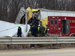 100 Semi Truck Accident On I 75 Driver Killed In Accident