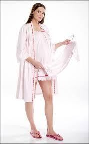 robe de chambre grossesse en retard nursing wear vêtements d allaitement