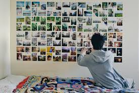 Wall Collages Always Want To Remember The Fun Times Put These Memories On Your Walls
