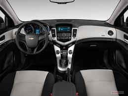 2013 Chevrolet Cruze Dashboard