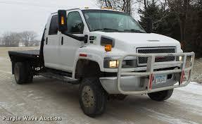 2005 GMC C4500 Flatbed Truck | Item EW9863 | Wednesday Janua...