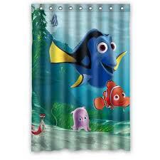 Best Selling Bathroom Product Print Cute Cartoon Finding Nemo