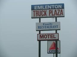 Emlenton Truck Plaza, Emlenton, PA « Travel Directory Trucking 411
