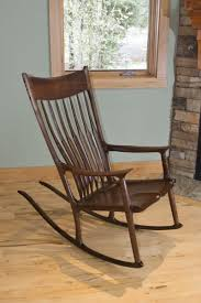 Sam Maloof Rocking Chair Plans by Sculpted Rocker U2013 The Wood Whisperer Guild