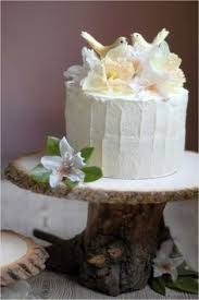 Huge Wooden Cake Stand Love The Size Of For Bride Groom Cutting Then Cupcakes Everyone Else
