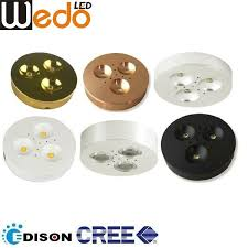 low voltage 3w led cabinet light for display cabinet