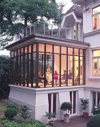 wintergarten als esszimmer v bismarck architekt klassische
