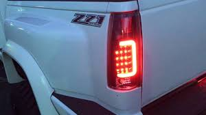 K1500 LED U-Bar Tail Lights - YouTube Amazoncom Chevy Pick Up Silverado Chev Pickup Fullsize New 8898 Chevy Box With Cadillac Tail Lights 4 Sale Youtube Drivers Taillight Tail Lamp Replacement For Chevrolet 1950 Chevrolet 3100 Light Lowrider 1979 Chevy C10 Led Cversion Kit Install Hot Rod Network 1951 Truck Oneofakind 1957 Pickup 650 Hp Heads To Auction Gmc Light Harness Mrtaillightcom Online Store Panel Jim Carter Parts 1949 Laid Rest 44 Unique 2000 Silverado Lights Home Idea 1954 Chevygmc Brothers Classic