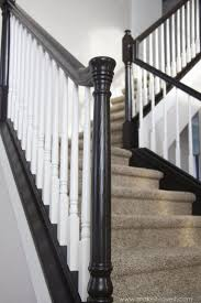 Best 25+ Stair Railing Ideas On Pinterest | Banister Ideas ... Outdoor Stair Railing Ideas Staircase Craftsman With Ceiling Best 25 Wood Railings On Pinterest Stairs Rustic Before And After Gel Stained Stair Rail Matsutake Axxys Reflections Oak Glass 12 Step Landing Balustrade Handrail Painted Banister Banister Remodel Bannister Hallway In Door Interior Designs Iron Design Shop Interior Railings Parts At Lowescom