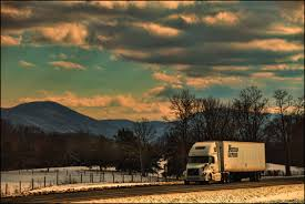 100 Horizon Trucking Wallpaper Sunlight Landscape Sunset Hill Sky Snow Winter