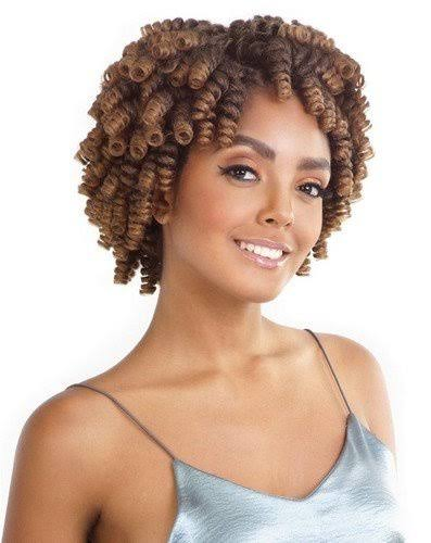 Mane Concept Afri Naptural Quick Curlon Becca Curl 10 Synthetic New