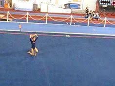how to do level 4 floor routine in gymnastics gymnastics
