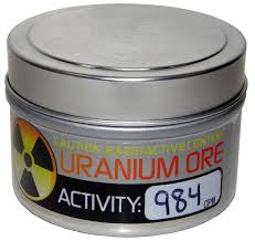 Amazon Uranium Ore Industrial & Scientific