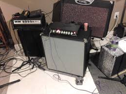 2x10 Bass Cabinet Plans by Thoughts On Pairing Fender Rumble V3 2x10 Combo With The V3 4x10